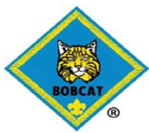Bobcat Rank Badge