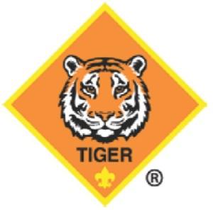 Tiger Rank Badge
