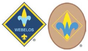 Webelos Rank Badge