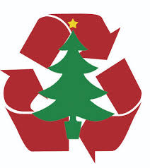 Recycle your Christmas tree!